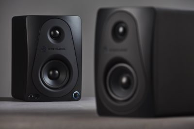 Sterling MX3 monitor audio