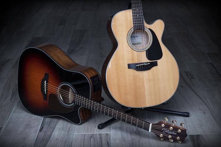 Takamine G Series selected chitarra acustica