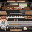 Toontrack EZkeys Cinematic Grand piano preparato virtual instrument