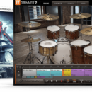 Toontrack Hard Rock EZX espansione drums virtual bob rock