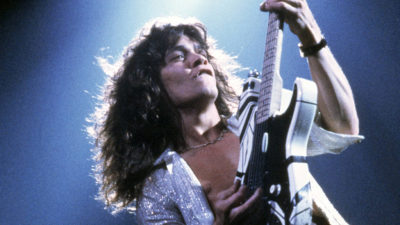 Van Halen virtual guitar strumenti musicali