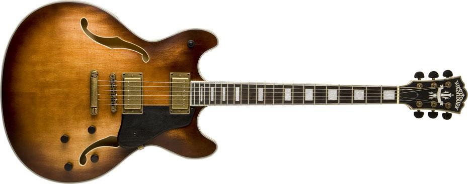 Washburn HB36K chitarra elettrica hollowbody