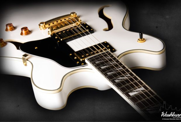 Washburn guitars chitarra casale bauer