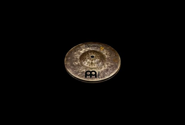 meinl Artist Concept Model Benny Greb signature hihat cymbal drums kit batteria