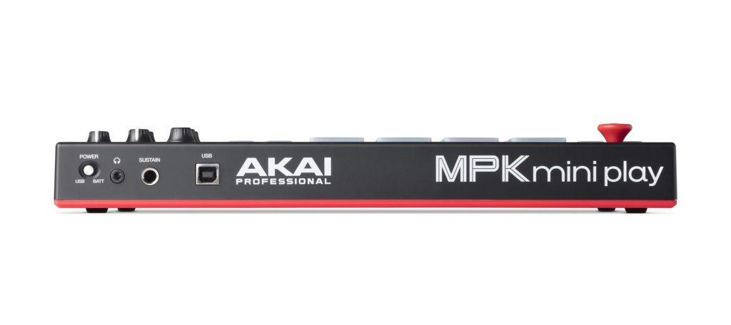 AKAI MPK Miniplay controller keyboard tastiera midi