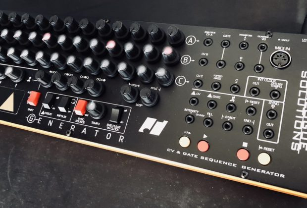 Analogue Solutions Generator analog step sequencer hardware