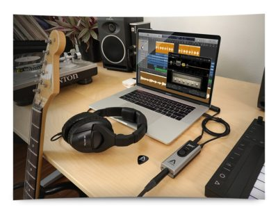 Apogee JAM+ interfaccia audio mobile ios windows mac osx