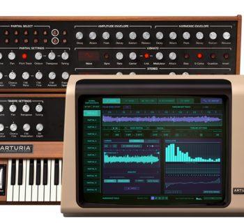Arturia Synclavier V 2 virtual instrument