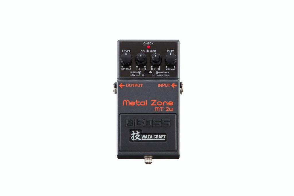 Boss MT-2w pedalino pedale chitarra elettrica