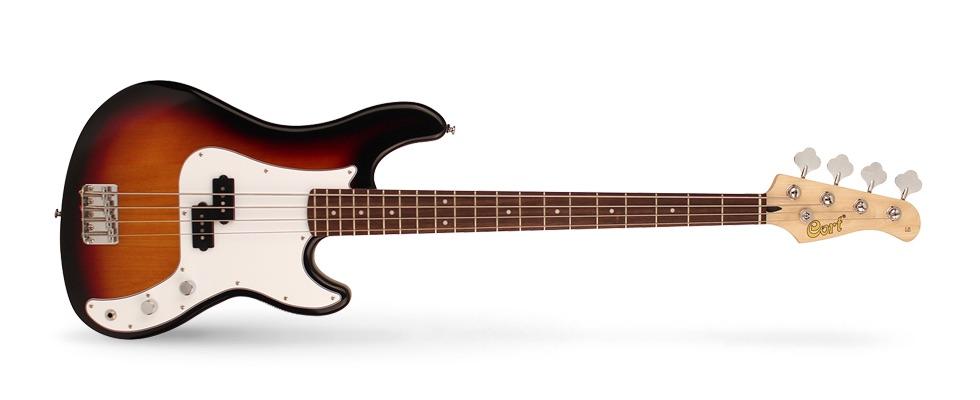 Cort GB54P basso elettrico bass electric backline Tone Burst