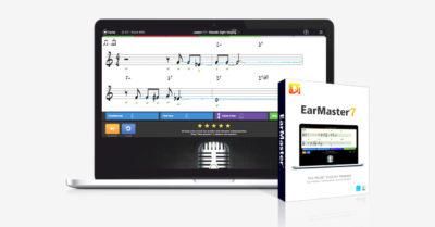 EarMaster 7 software
