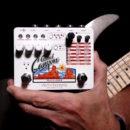 Electro Harmonix Grand Canion fx chitarra elettrica guitar electric pedale stomp