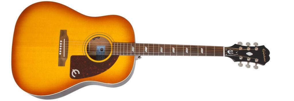 Epiphone Ltd. Ed. Peter Frampton 1964 Texan chitarra acustica