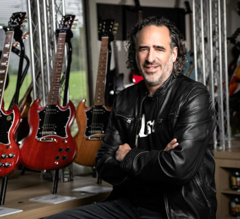 Gibson James JC Curleigh ceo attualità news chitarra