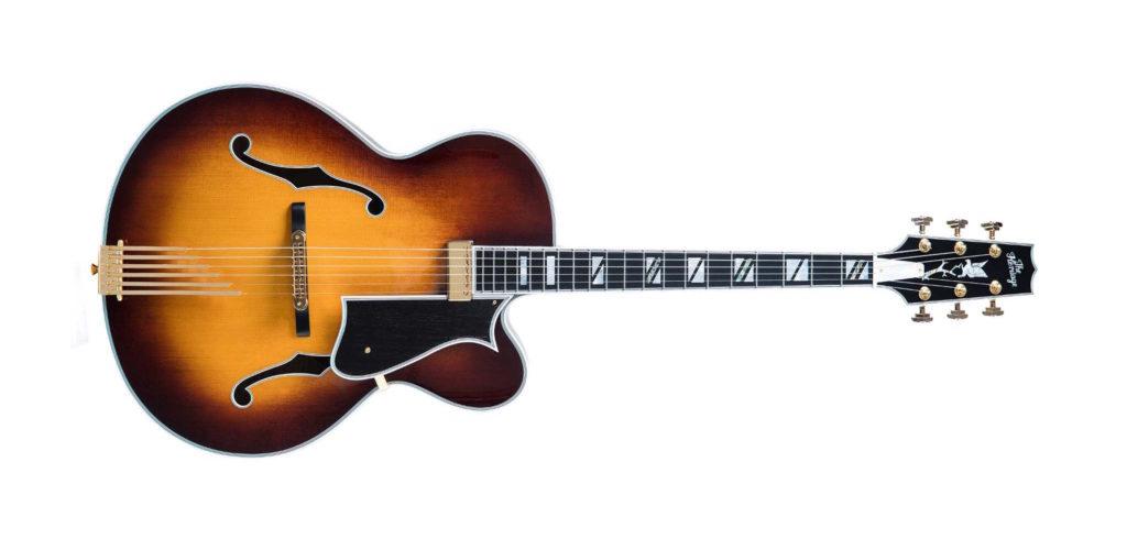 heritage guitars backline electric vintage modern guitar custom shop golden eagle