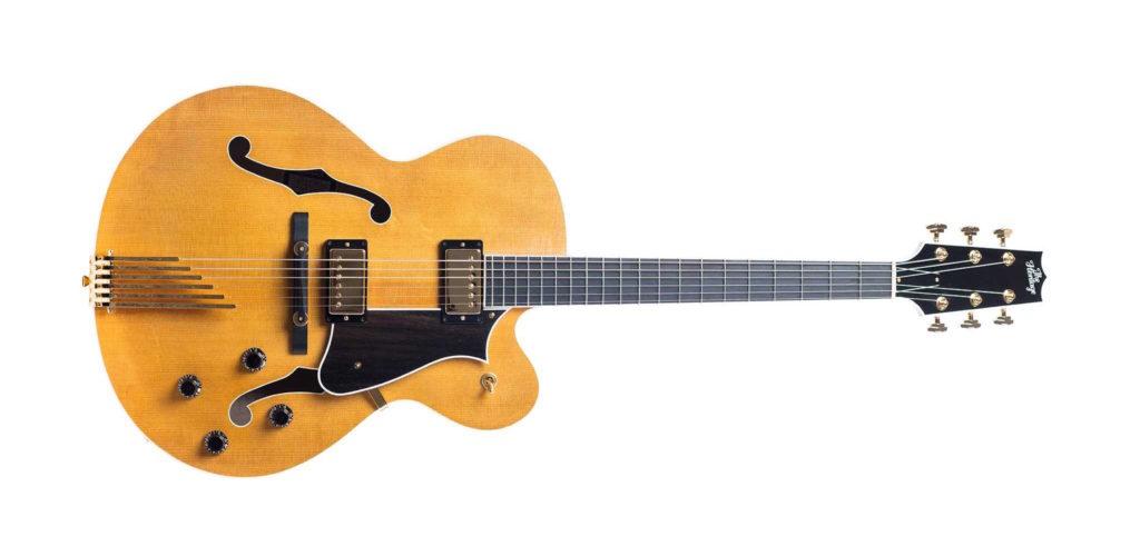 heritage guitars backline electric vintage modern guitar standard eagle