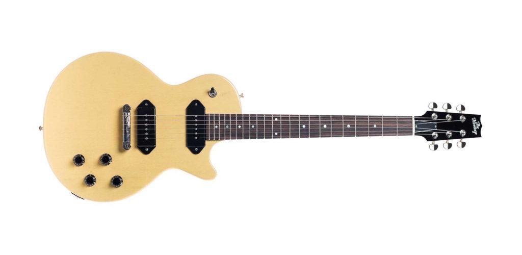 heritage guitars backline electric vintage modern guitar h-137