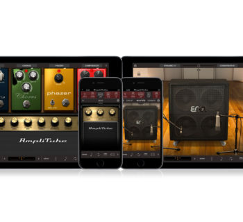 Ik Multimedia AmpliTube 4 aggiornamento update ampeg collection