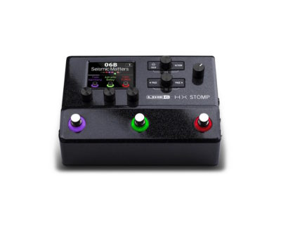 Line 6 HX Stomp pedaliera pedali chitarra elettrica stompbox