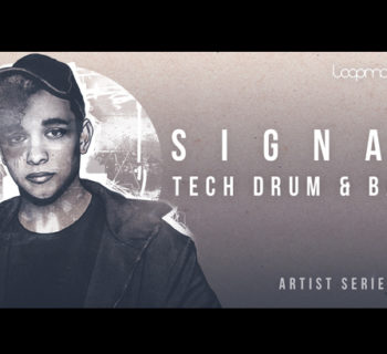 Loopmasters Signal - Tech Drum & Bass sample loop library pack producer dj