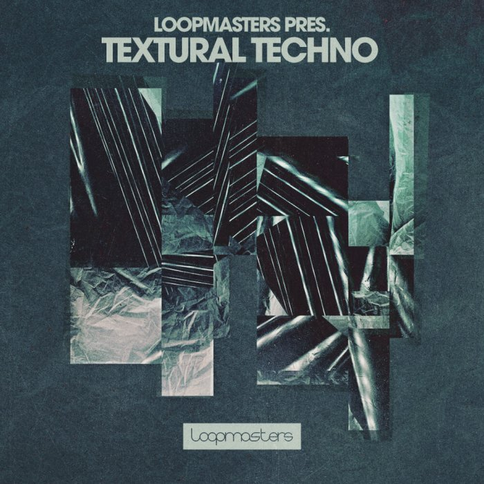 loopmasters textural Techno loopcloud sample library loop