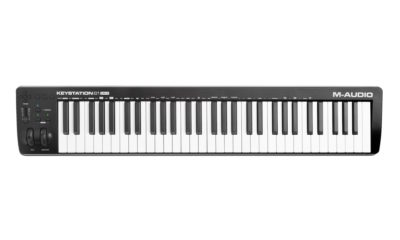 M-Audio Keystation 61 mkIII tastiera controller midi keyboard master