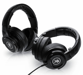 Mackie Mc Series headphones cuffie