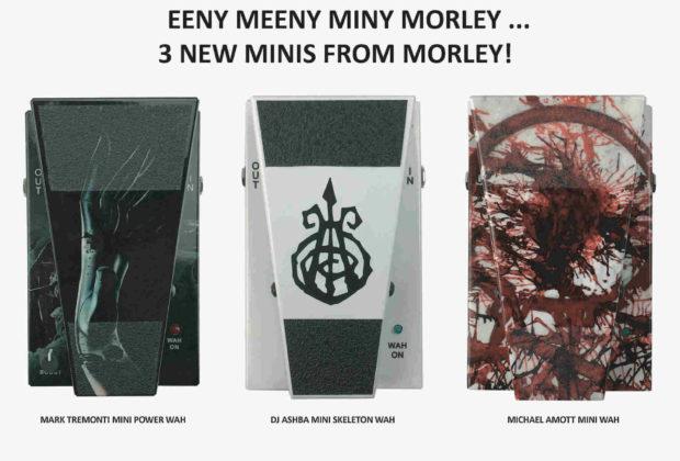 Morley Mini Pedals pedali chitarra elettrica