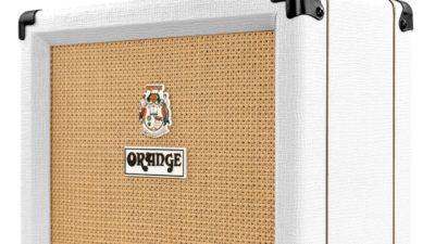 Orange White Crush 20 amp chitarra elettrica guitar electric