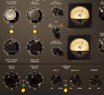 Overloud Comp 670 plug-in audio daw virtual