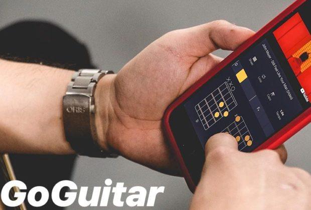 Positive Grid GoGuitar app free chitarra