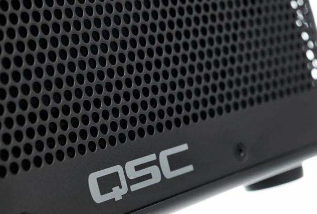 QSC CP monitor loudspeaker pa live sound
