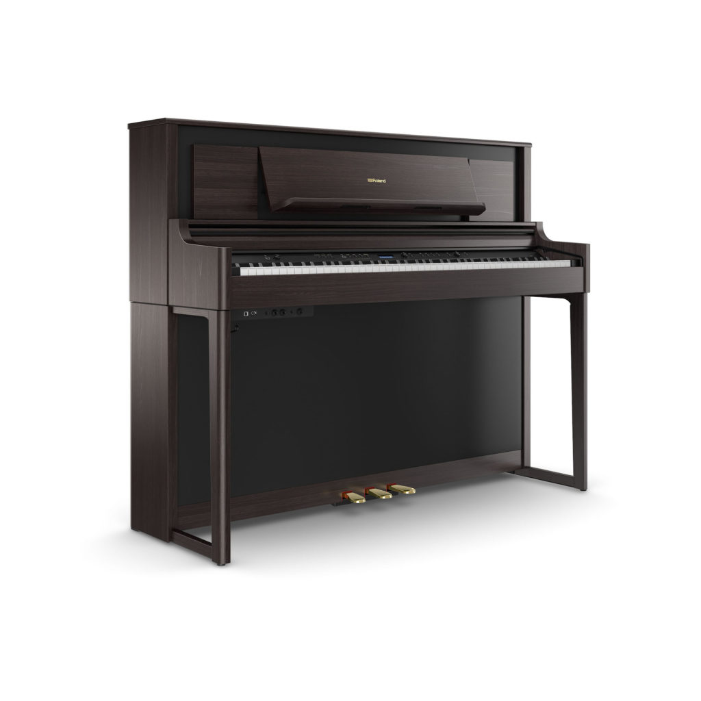 Roland LX700 series piano digital upright verticale lx706