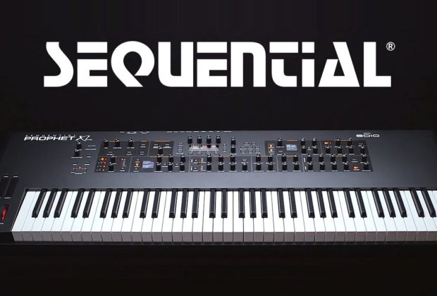 Sequential Prophet XL synth hardware sintetizzatore analogico
