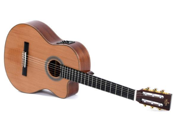 Sigma CMC-6E+ chitarra classica aramini
