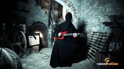Soundsation halloween 2018 Camden-20 Buffalo-Pro WR chitarra ampli elettrica