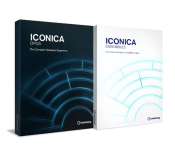 Steinberg Iconica virtual orchestra instrument score soundtrack