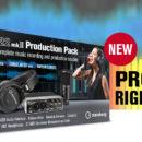 Steinberg UR22mk2 Production Pack bundle interfaccia audio daw cuffie mic