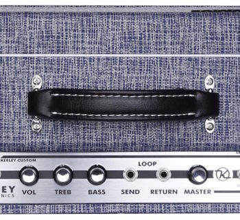 Supro Keeley Custom 1970RK apertura ampli chitarra elettrica