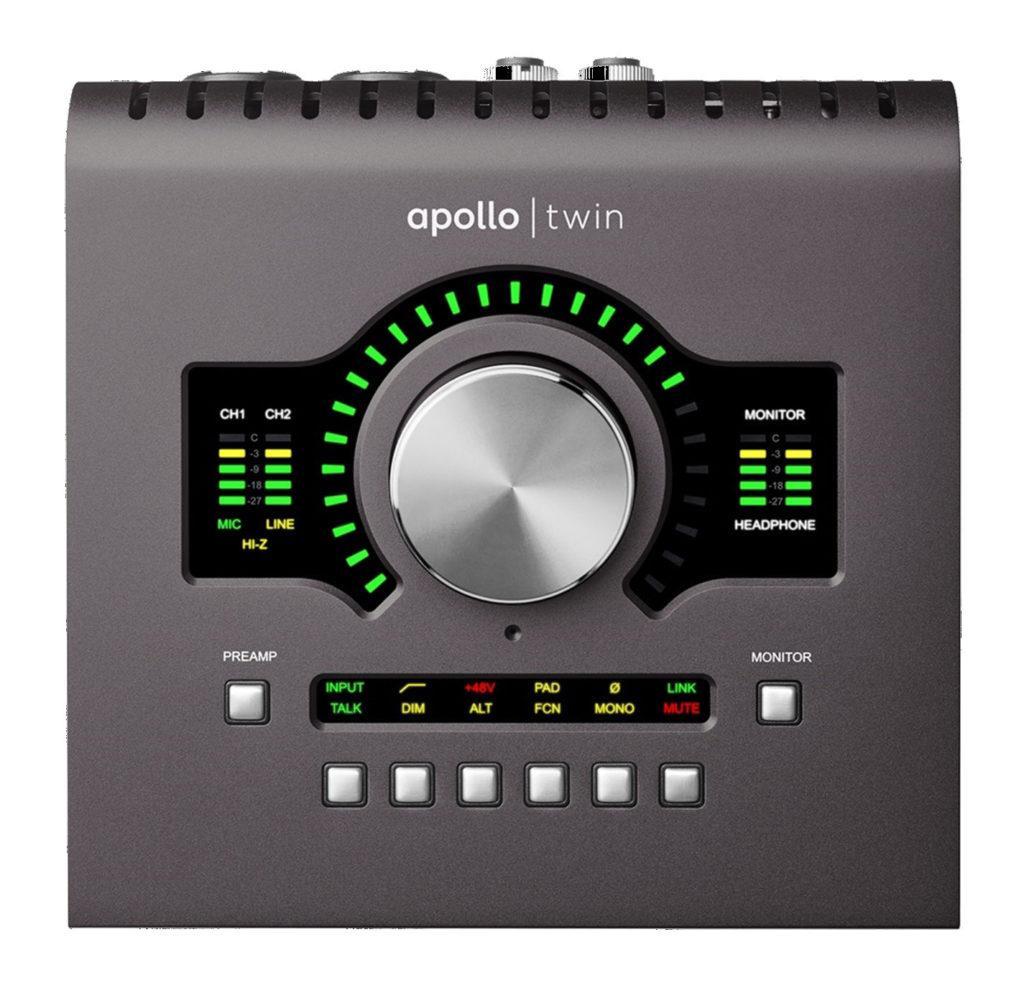 Universal Audio Apollo Twin uad