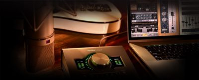 Universal Audio Apollo Twin uad