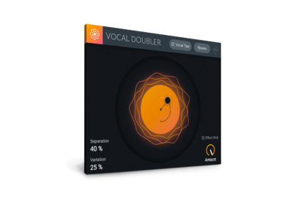 iZotope Vocal Doubler freeware plug-in audio daw virtual mix fx