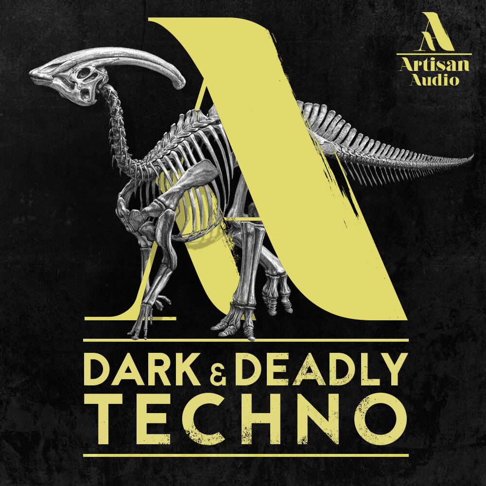 loopmasters Dark Deadly Techno loopcloud sample library loop