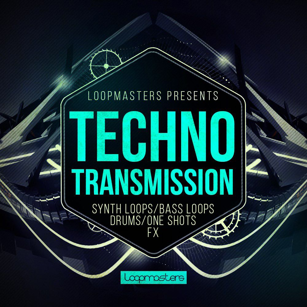 loopmasters Techno trasmission loopcloud sample library loop