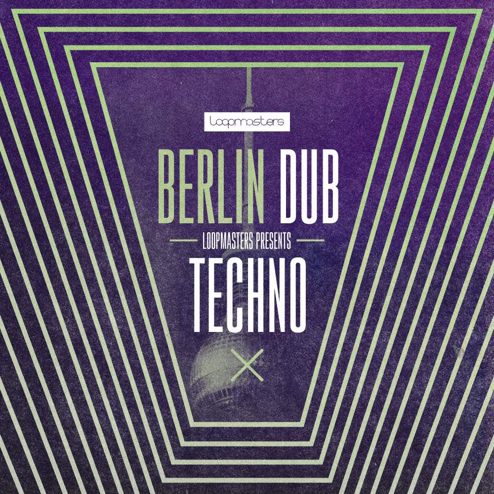 loopmasters berlin dub techno loopcloud sample library loop