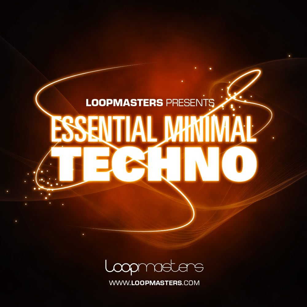 loopmasters essential minimal techno loopcloud sample library loop