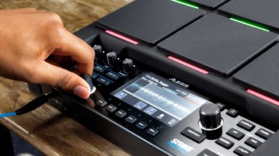 Alesis Strike Multipad drum machine drums elettronica batteria eko music group