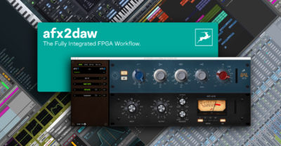 antelope afx2daw daw software plug-in audio