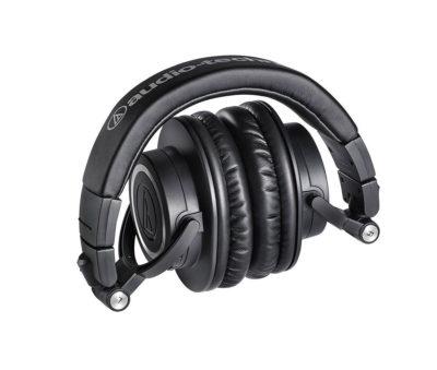 Audio-Technica ATH M50xBT cuffie headphones bluetooth wireless