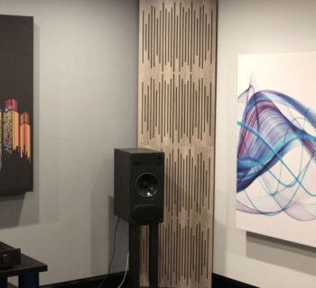 GIK Acoustics Impression Series Corner Bass Trap Digiwave acustica pannelli